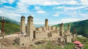 В Чечне завершается восстановление Шаройского историко-архитектурного комплекса