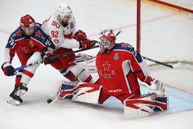 ЦСКА с трудом одолел «красно-белых» в первой игре плей-офф