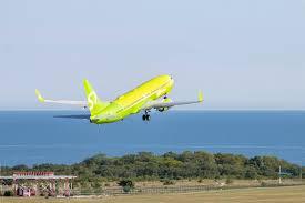 S7 Airlines открывает прямые рейсы из Новосибирска в Геленджик