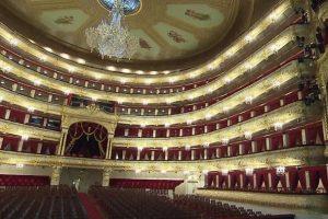100-летие Театра имени Вахтангова отмечает РГБИ