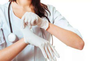 Интервью с создателем формулы гипоаллергенных перчаток в России