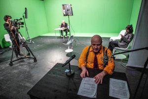 «Суд над Раскольниковым» — премьера на Новой сцене Александринского театра
