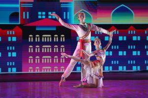 Лауреаты «Большого Балета» примут участие в Международном балетном фестивале