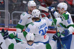 «Салават Юлаев» вышел во второй раунд плей-офф КХЛ