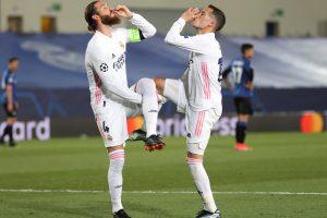 «Реал» снова обыграл «Аталанту» и вышел в четвертьфинал Лиги чемпионов
