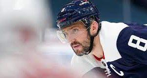 Александр Овечкин признан второй звездой дня в НХЛ