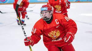 Сборная России в первом матче на юниорском чемпионате мира в США обыграла хозяев льда, уступая по ходу встречи 1:5