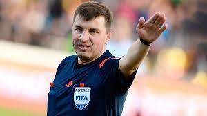 Вилкова отстранили от судейства без права восстановления