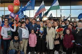 Чемпионка мира Тамара Тансыккужина вернулась на родину