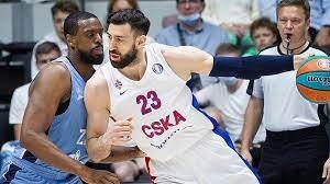 ЦСКА обыграл «Зенит» в первом матче полуфинала Единой лиги