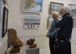 В Национальной галерее Коми открылась выставка, посвященная народной культуре республики