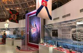 В Туле открыли выставку «Указом Петра Великого»