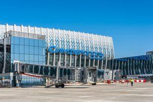 Пассажиропоток аэропорта Симферополь в майские праздники на 68% превысил доковидные показатели