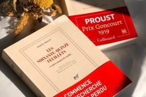 Во Франции опубликовали неиздававшуюся ранее рукопись Марселя Пруста