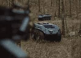 Немцы создали колесного робота высокой проходимости