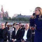 """В парке """"Зарядье"""" прошел концерт, посвященный 80-летию со дня начала войны"""