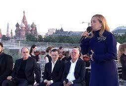 В парке «Зарядье» прошел концерт, посвященный 80-летию со дня начала войны