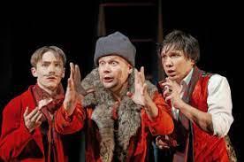 Оперный блокбастер: премьера «Мазепы» в Большом театре