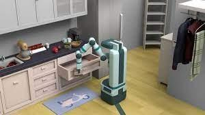 Facebook создала интерактивную виртуальную среду для обучения домашних роботов
