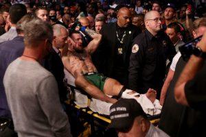 Макгрегору проведена операция на сломанной ноге