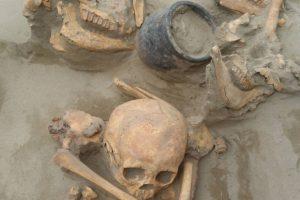 Археологи нашли около 200 древних курганов на дне Саяно-Шушенского водохранилища