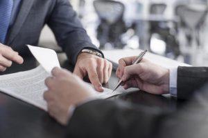 Нюансы заключения договора аренды торговой площади