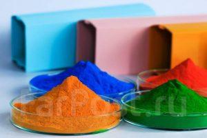 Порошковая краска и ее технические характеристики