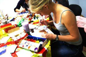 Увлечение рисованием – хобби для творческих женщин