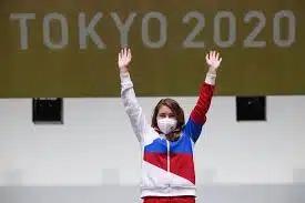Бацарашкина: Пока не осознала, что стала олимпийской чемпионкой