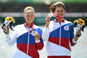 Россиянки выиграли серебро в академической гребле на Олимпиаде в Токио