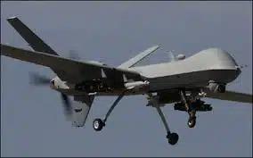 Ударный беспилотник Reaper подхватит малый реактивный беспилотник в полете