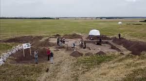 Во Владимирской области археологи ведут раскопки древнего некрополя