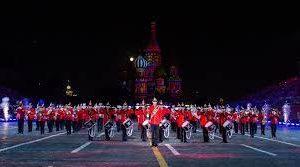 Военно-музыкальный фестиваль «Спасская башня» пройдет в Москве с 27 августа по 5 сентября