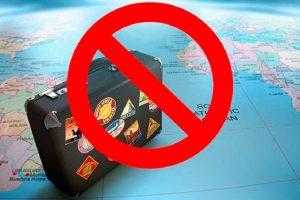 Как проверить наличие запрета на выезд