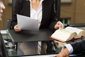 Помощь юристов по административным делам