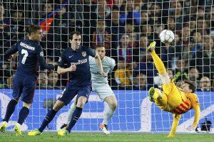 Каталонцы выиграли первый матч после ухода Месси