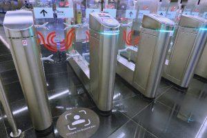 В московском метрополитене начали тестировать оплату по лицу на пассажирах