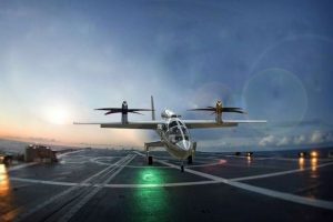 Инженер представил концепцию гибридного конвертоплана с дальностью полета 2200 километров
