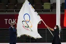 Олимпийские игры в Токио официально завершились