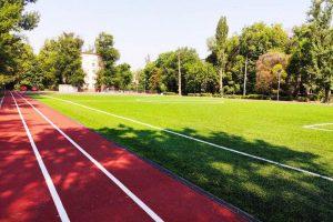 В Ростове отремонтировали десять пришкольных стадионов