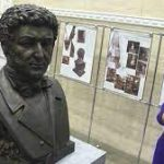 В Калининграде представили памятник Гофману