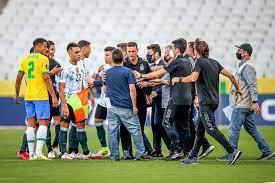 Месси заявил, что Аргентина не будет доигрывать матч с Бразилией