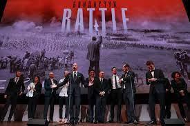 В столице представили картину «Бондарчук. Battle»