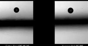 Физики описали движение крупных капель кашля в ткани самодельных масок