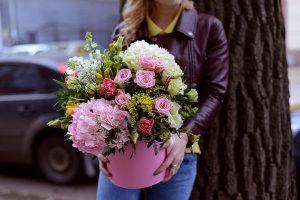 Цветы в Ярославле