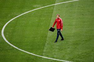 Стал известен стартовый состав России на матч с Хорватией
