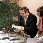 Коллекция редких книг вернулась в Воронежский Государственный университе