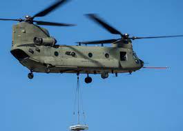 Армия США запустила производство модернизированного вертолета Chinook