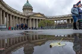В Петербурге завершается реставрация Казанского собора