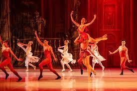Театр «Русский балет» отметил 40-летие гала-концертом